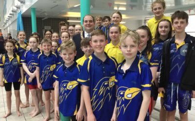 Corby Swimmers enjoy more success!