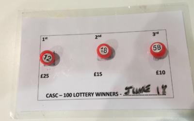 June Lottery