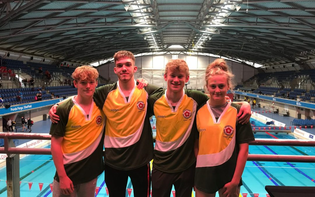 Capturing Corby Swimming Club Successes in 2018