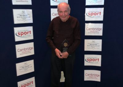 Howard Wilkinson - Lifelong Commitment to Sport Award
