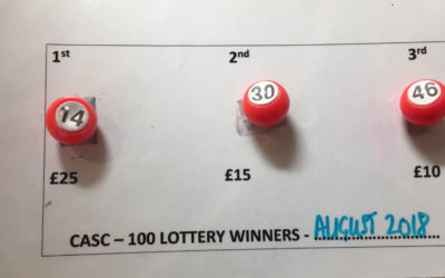 August Lottery