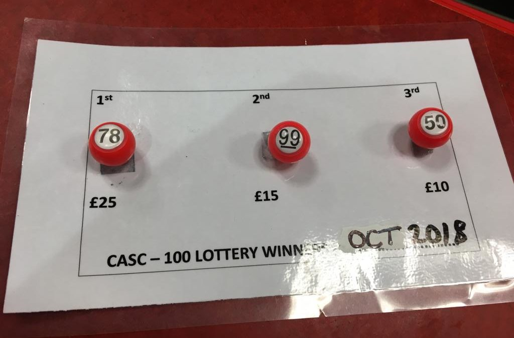 October Lottery